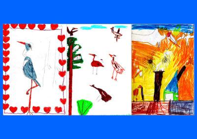 ecoliers-amphion-visite-Heron05