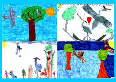 ecoliers-amphion-visite-Heron08