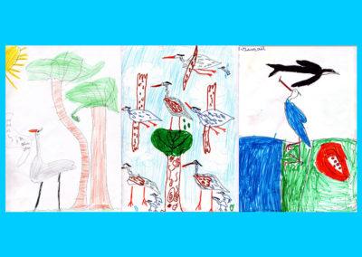 ecoliers-amphion-visite-Heron13