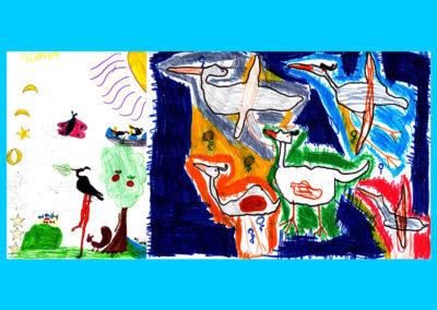 ecoliers-amphion-visite-Heron14