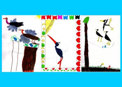 ecoliers-amphion-visite-Heron15