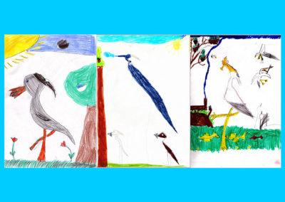 ecoliers-amphion-visite-Heron19