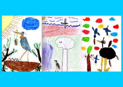ecoliers-amphion-visite-Heron20