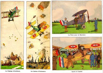 10-sous les cocardes-publier-port pinard-heron-mottay-colo aviation civile-jeanjean