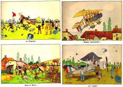2-sous les cocardes-publier-port pinard-heron-mottay-colo aviation civile-jeanjean