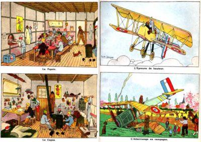 7-sous les cocardes-publier-port pinard-heron-mottay-colo aviation civile-jeanjean